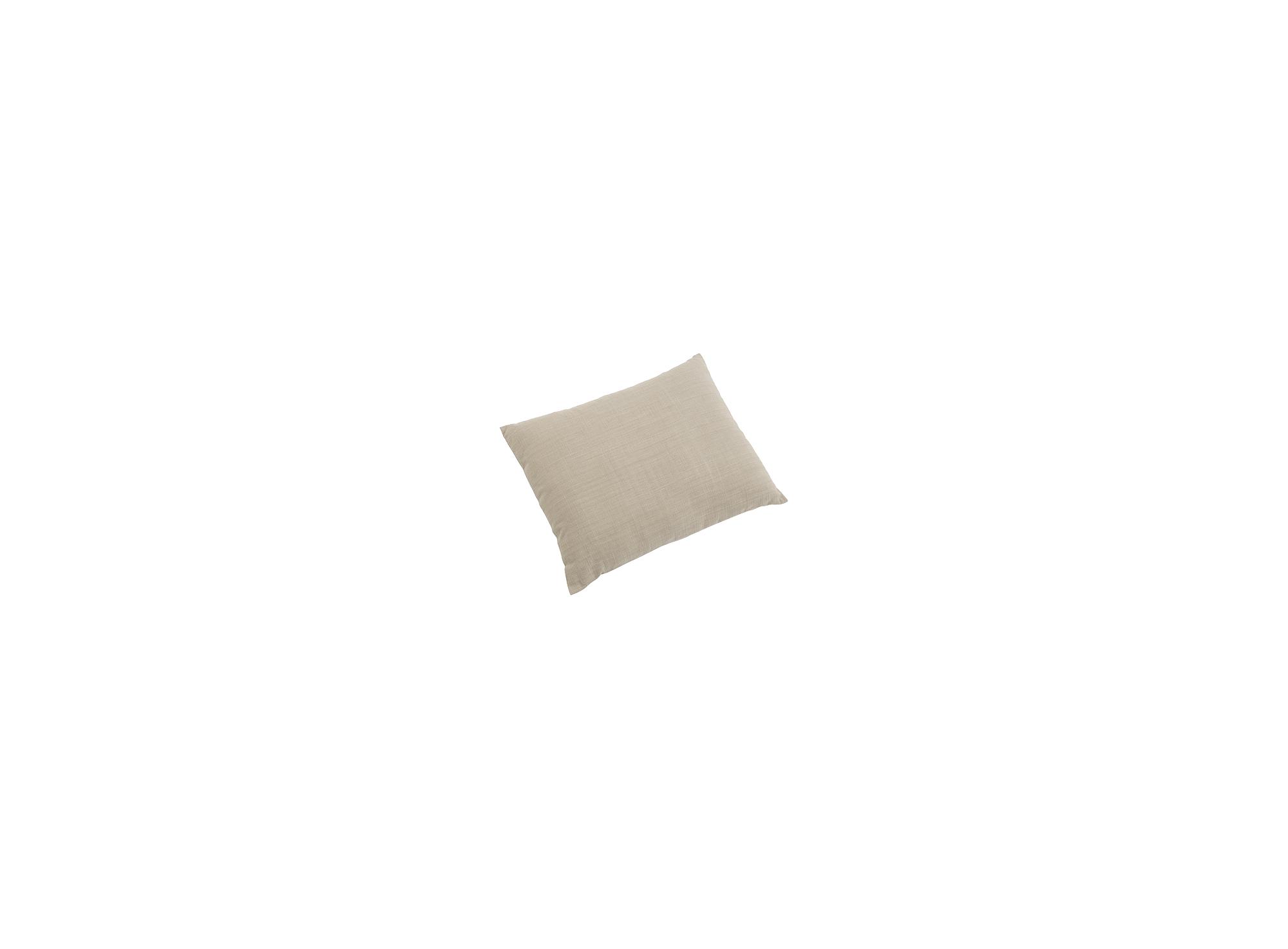 Coussin revetu 100% coton garni 100% polyester coloris lin lavable a  ...