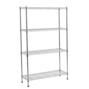 FLY-etagere 4 tablettes 90x151 cm