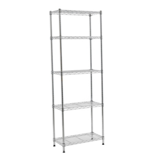 FLY-etagere 5 tablettes 60x180 cm