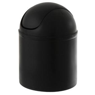 FLY-poubelle couvercle a bascule 5 l noir