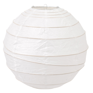 FLY-suspension diam. 35 cm blanc