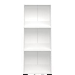 FLY-bibliotheque 40x100x28 cm blanc