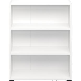 FLY-bibliotheque 80x100x28 cm blanc