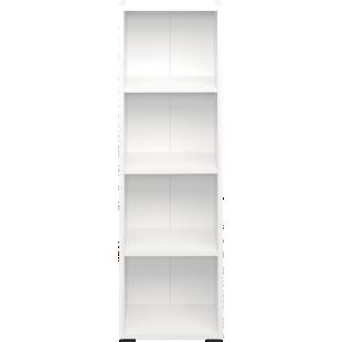FLY-bibliotheque 40x132x28 cm blanc