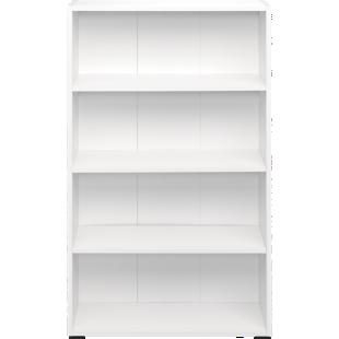 FLY-bibliotheque 80x132x28 cm blanc