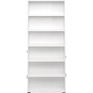 FLY-bibliotheque 80x196x28 cm blanc