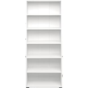 FLY-bibliotheque 80x196x36 cm blanc