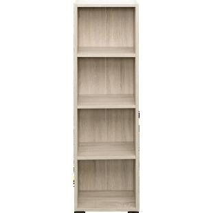 FLY-bibliotheque 40x132x28 cm chene
