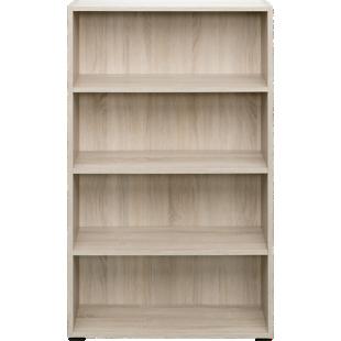 FLY-bibliotheque 80x132x28 cm chene