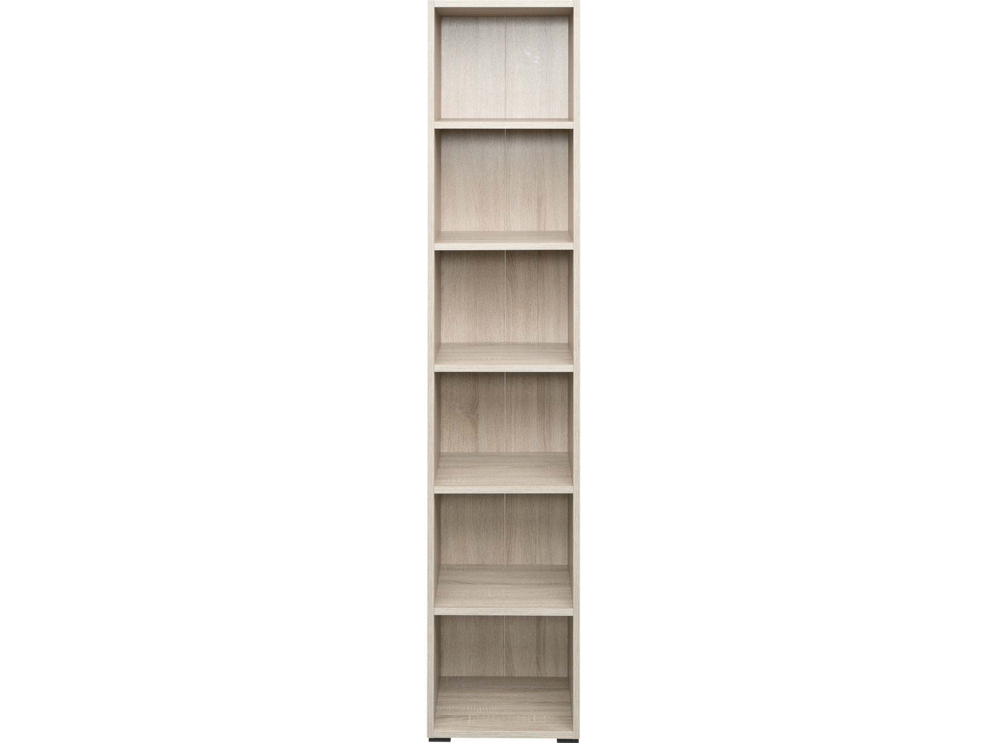 Bibliotheque 40x196x36 cm chene fly - Meuble bibliotheque fly ...
