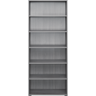 Etagere 2x5 cases chene fly - Etagere bibliotheque fly ...