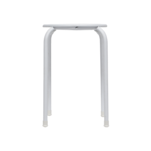 FLY-tabouret blanc