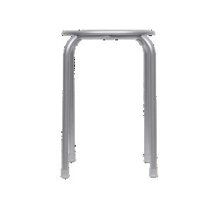 FLY-tabouret aluminium