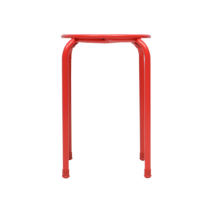 FLY-tabouret rouge