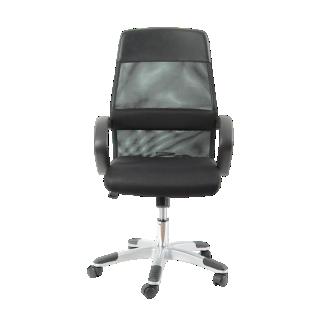 FLY-fauteuil de bureau mech noir/noir