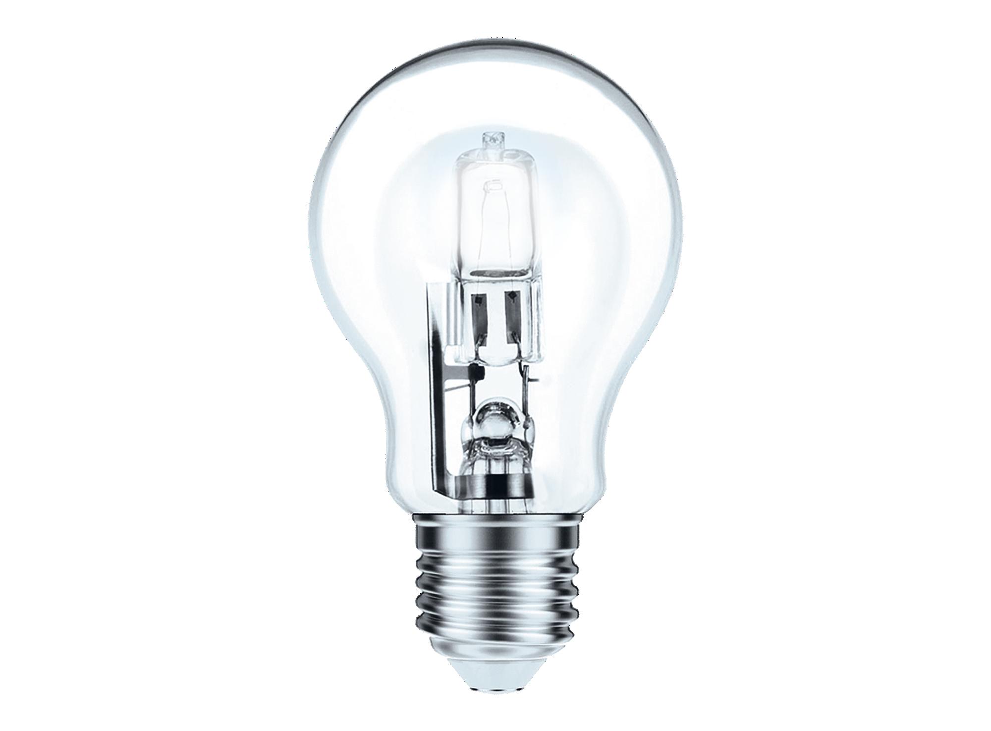 Type de source lumineuse : halogene - type de culot : e27 - puissance ...
