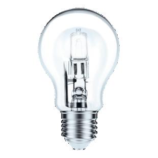 FLY-ampoule halogene e27 52w 810lm 2900k