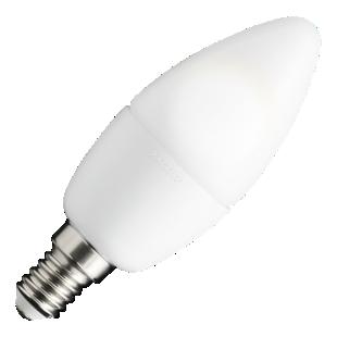 FLY-ampoule led e14 6w 470lm 2700k
