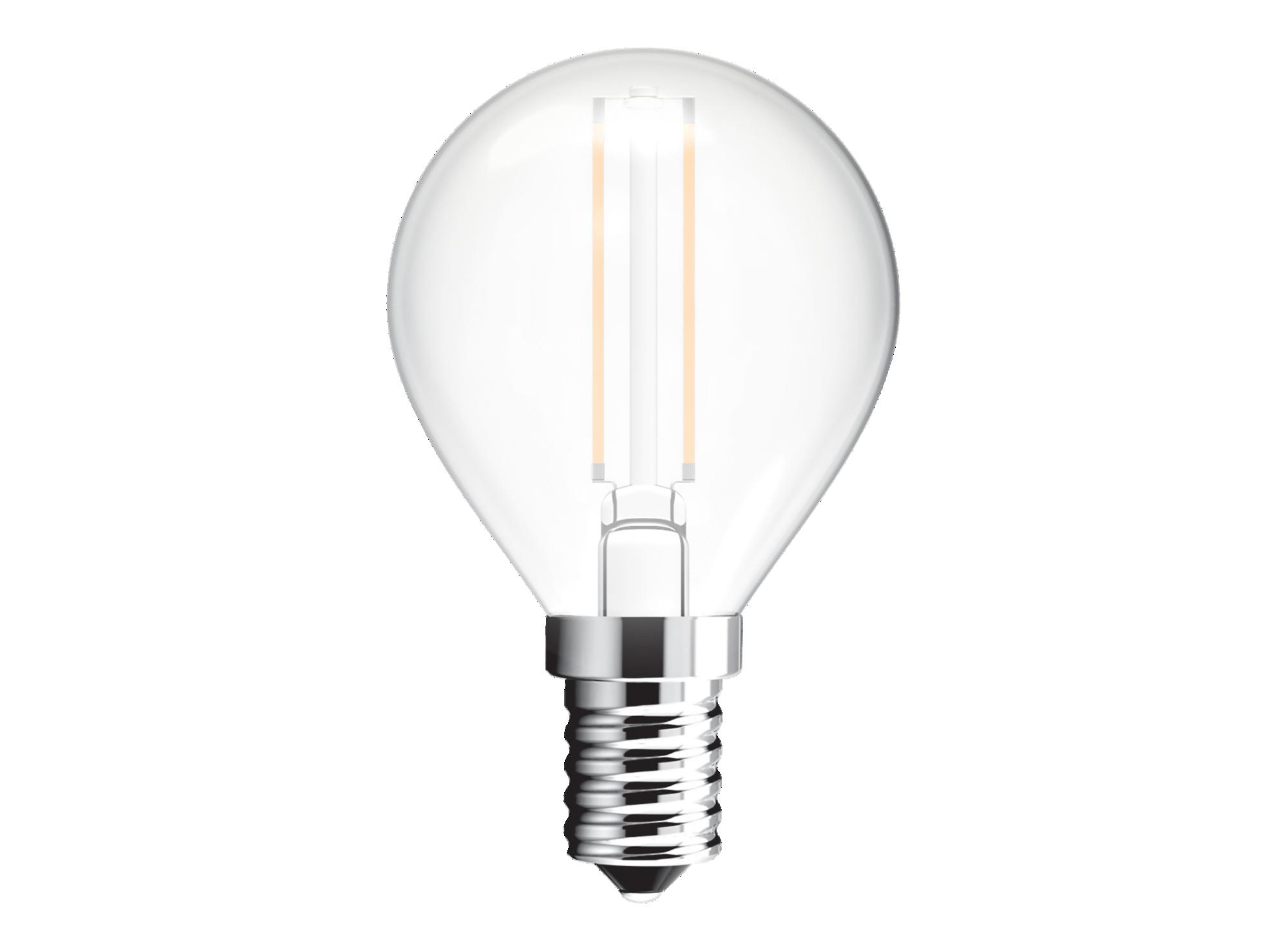 Type de source lumineuse : led - type de culot : e14 - puissance : 4w ...