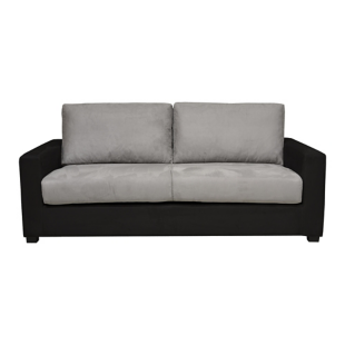 FLY-canape convertible 2,5 places microfibre