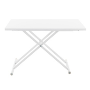 FLY-table ascenseur blanc