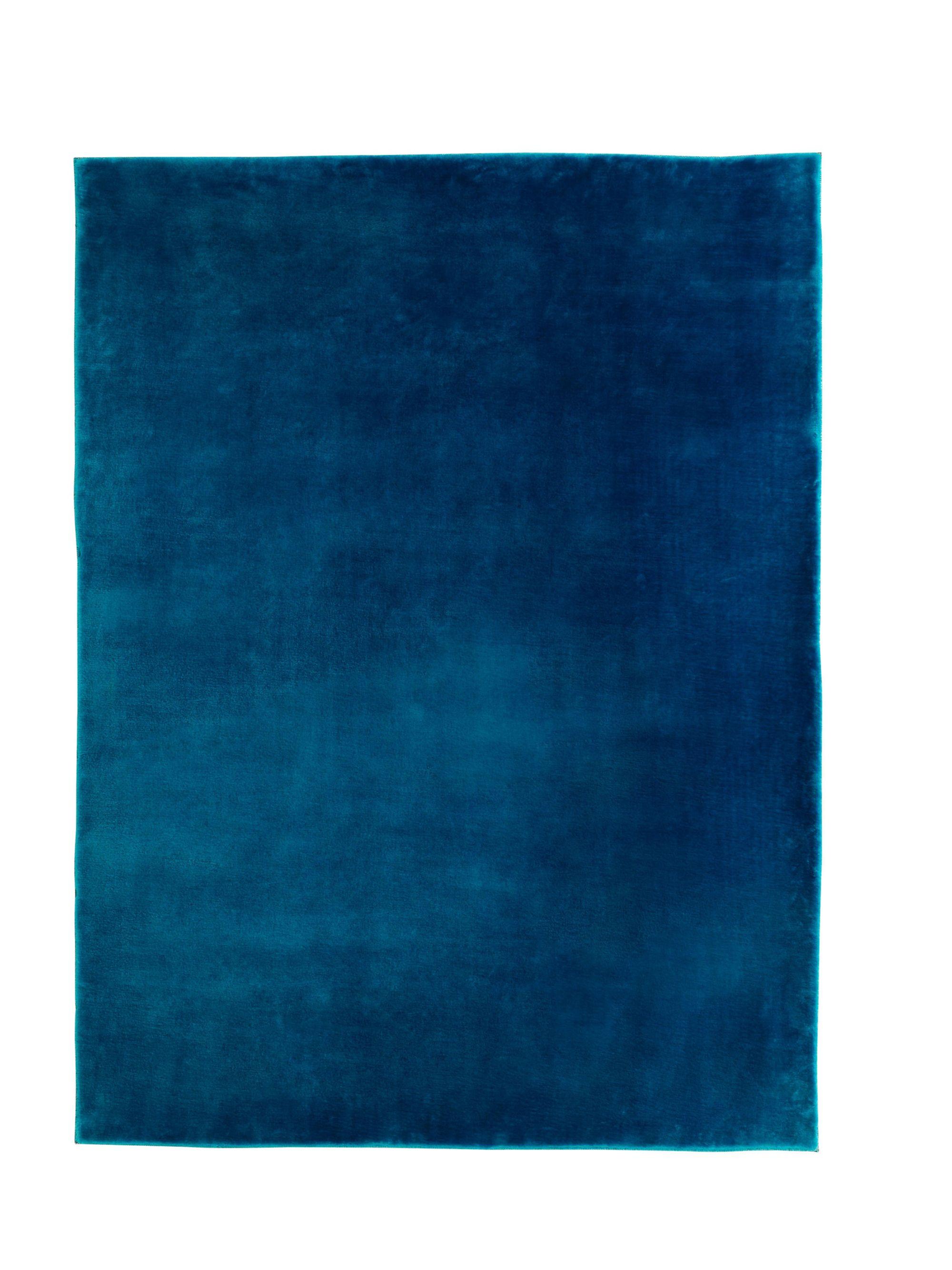 Tapis 120x160 bleu Tapis chambre & salon Tapis Textile