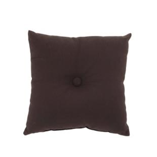 FLY-coussin coton 30x30 noir