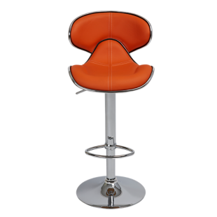 FLY-tabouret de bar assise pu or
