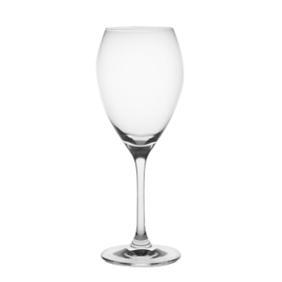 FLY-verre vin 32cl transparent