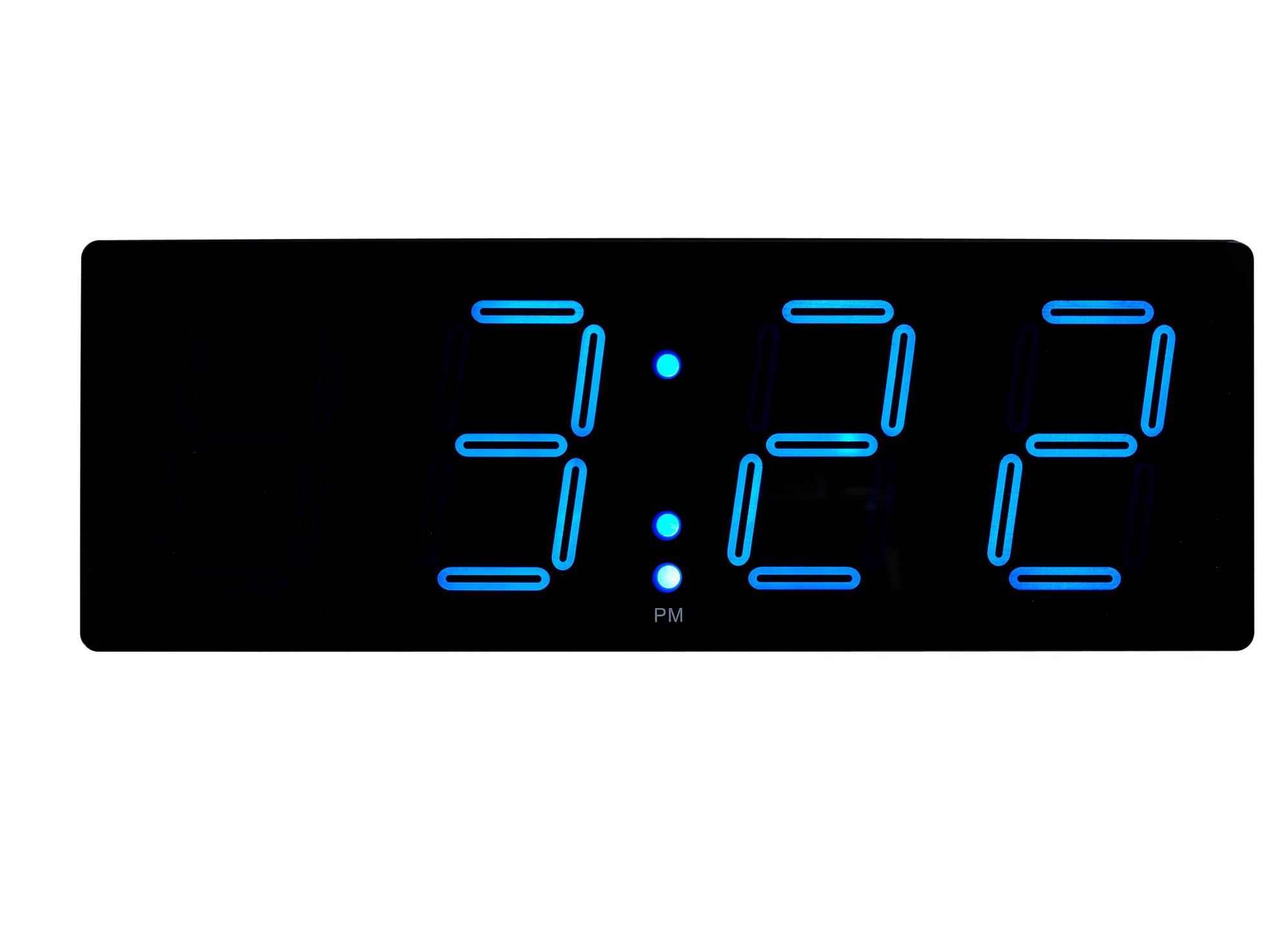 Emejing horloge murale digital design ideas lalawgroup for Calendrier digital mural