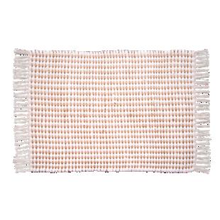 FLY-tapis jute/coton 50x70 gris