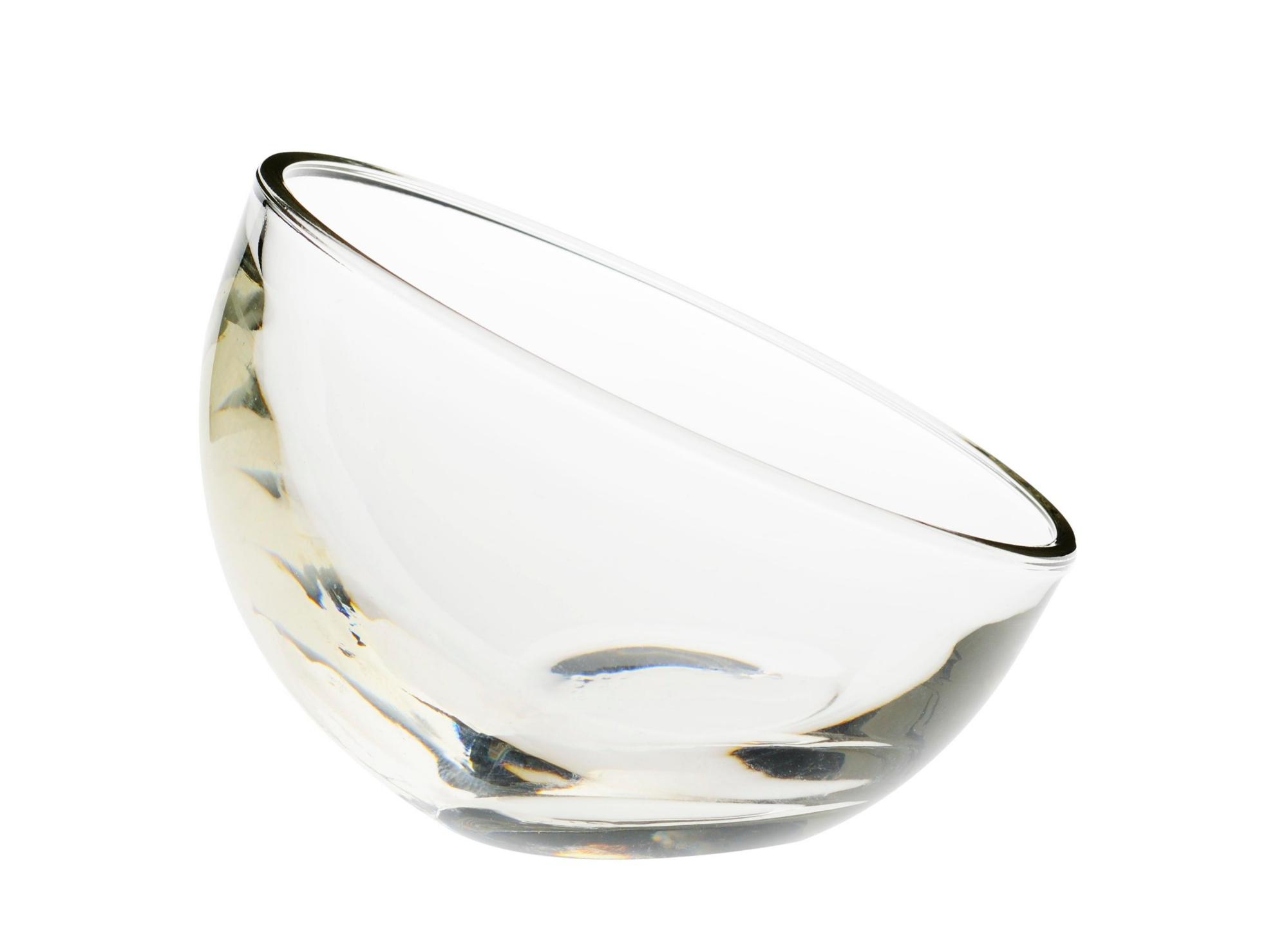 Coupelle en verre mecanique brut coloris transparent contenance 13cl  ...