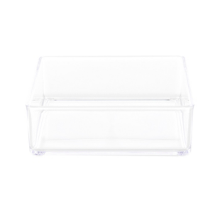 FLY-boite 15x15cm transparent