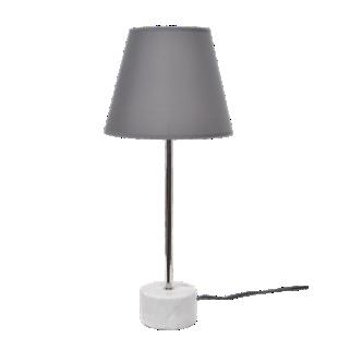 FLY-lampe a poser h52cm marbre/gris