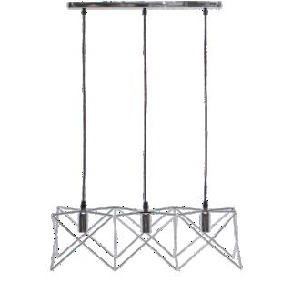 FLY-suspension h90cm chrome
