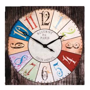 FLY-horloge murale d.80cm