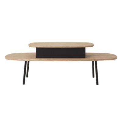 fly table de salon cool fly table basse relevable nancy bois table basse verre de salon en with. Black Bedroom Furniture Sets. Home Design Ideas