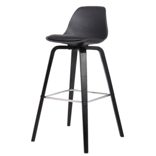 tabouret de bar turquoise fly. Black Bedroom Furniture Sets. Home Design Ideas