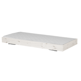 FLY-lit gigogne 90x190cm blanc
