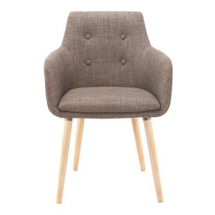 FLY-fauteuil gris