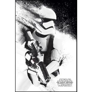 FLY-affiche encadree star wars episode 7-61x91,5cm