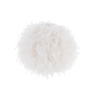 FLY-suspension plume d55 blanc