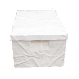 FLY-boite de rangement avec couvercle h22.2 blanc