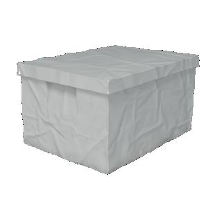 FLY-boite de rangement avec couvercle h22.2 gris