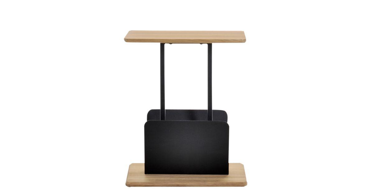 porte revues l50 plaque chene noir fly. Black Bedroom Furniture Sets. Home Design Ideas