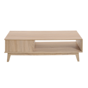 FLY-table basse chene sonoma