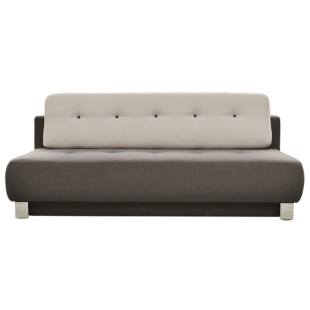 FLY-banquette tissu coloris anthracite/gris