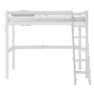 FLY-lit 90x190 cm h177 cm pin blanc