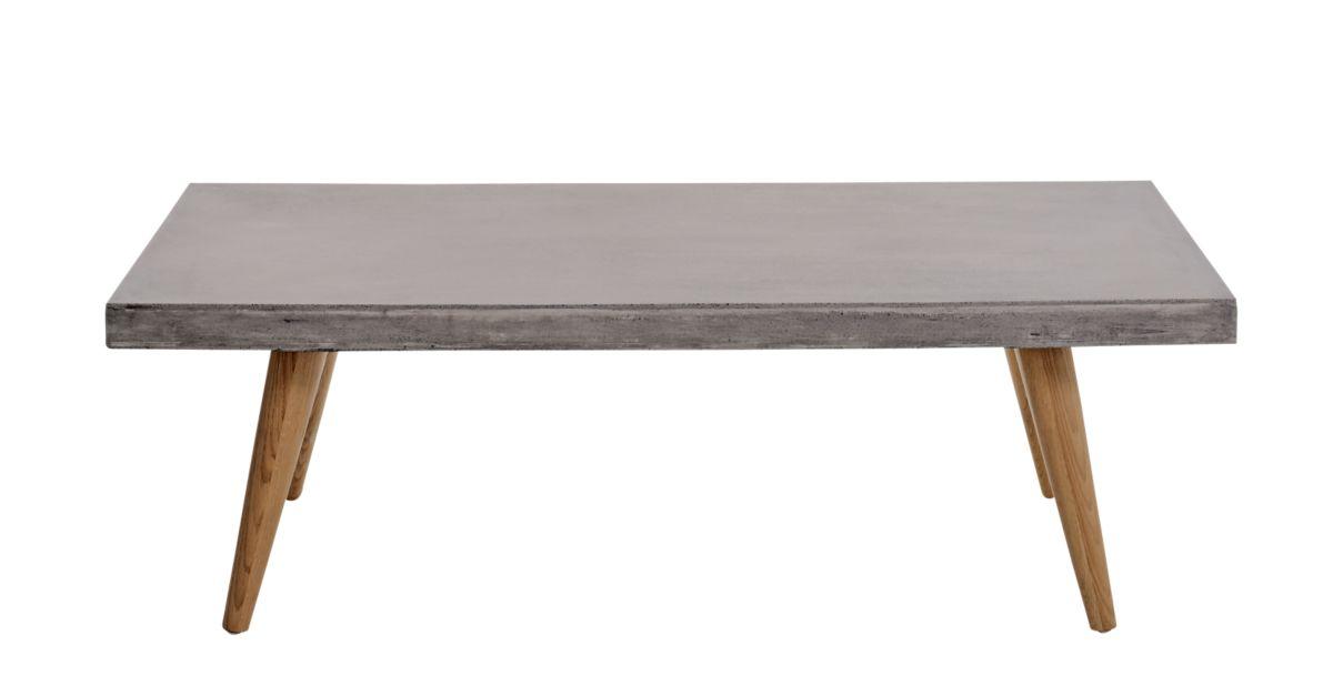 table basse coloris ciment table basse d 39 appoint. Black Bedroom Furniture Sets. Home Design Ideas