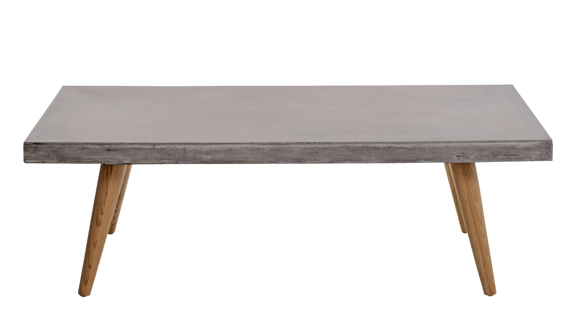 table basse coloris ciment | fly